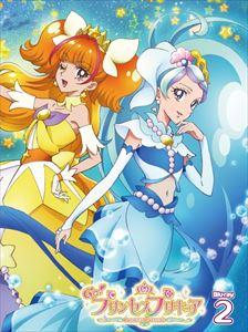 Go!プリンセスプリキュア vol.2【Blu-ray】 [Blu-ray]