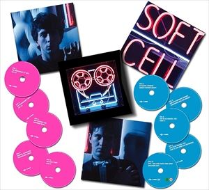[送料無料] 輸入盤 SOFT CELL / KEYCHAINS & SNOWSTORMS [9CD+DVD]