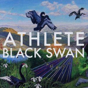 輸入盤 本日限定 ATHLETE BLACK SWAN 希少 CD