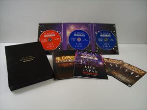 イル・ディーヴォ / ライヴ・アット武道館 デラックス・エディション(完全生産限定盤/Blu-specCD2+DVD+Blu-ray) [CD]