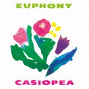 ホットCP オススメ商品 CASIOPEA テレビで話題 EUPHONY 高級な 限定廉価盤 SHM-CD CD