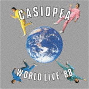 贈物 ホットCP 待望 オススメ商品 CASIOPEA WORLD LIVE 限定廉価盤 CD '88 SHM-CD