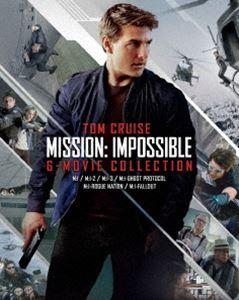 ミッション:インポッシブル 6ムービー・ブルーレイ・コレクション<初回限定生産>ボーナスブルーレイ付き [Blu-ray]
