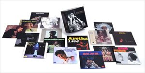 [送料無料] 輸入盤 ARETHA FRANKLIN / ATLANTIC ALBUMS COLLECTION [19CD]