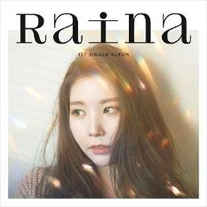 流行のアイテム 輸入盤 RAINA 1ST SINGLE ALBUM : MOVIE CAFE 品質検査済 AND FOOD CD