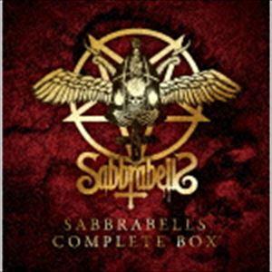 SABBRABELLS / SABBRABELLS COMPLETE BOX(完全限定プレス盤/9Blu-specCD+2DVD) [CD]