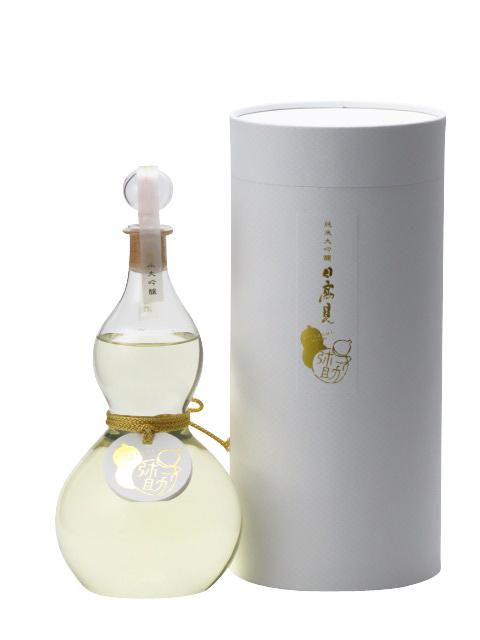 日高見 純米大吟醸 弥助 ひょうたんボトル 700ml 2019年詰め 日本酒 ギフト のし 贈答品