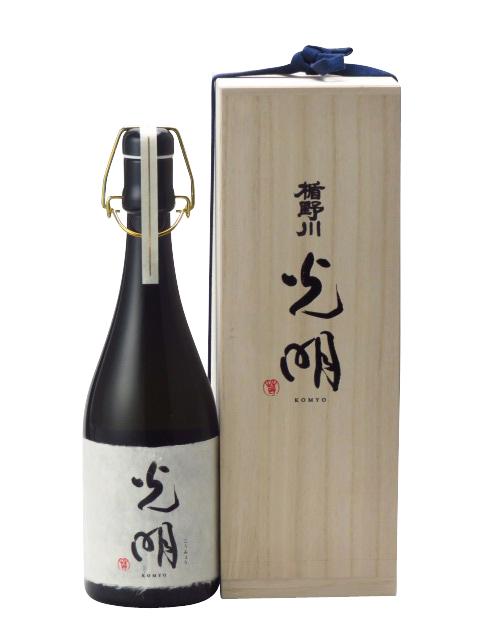 楯野川 純米大吟醸 光明 こうみょう 1%精米 720ml 日本酒 ギフト のし 贈答品