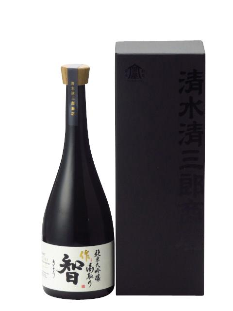 作 智 純米大吟醸滴取り 750ml 日本酒 ギフト のし 贈答品