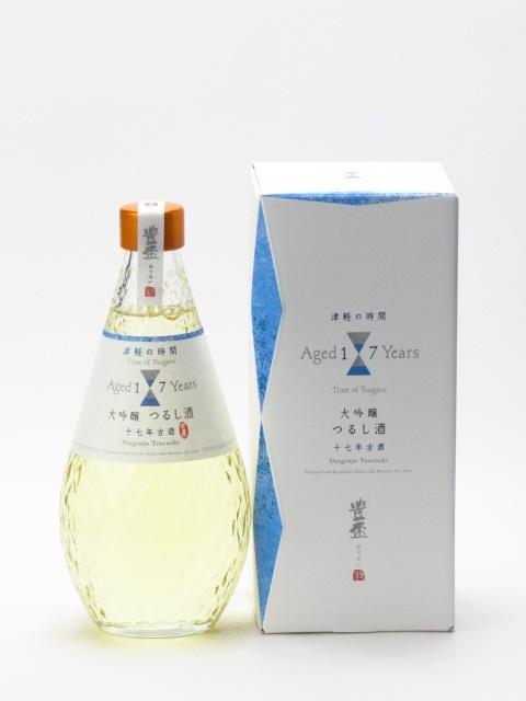 豊盃 大吟醸 津軽の時間 17年古酒 500ml 日本酒 あす楽 ギフト のし 贈答品