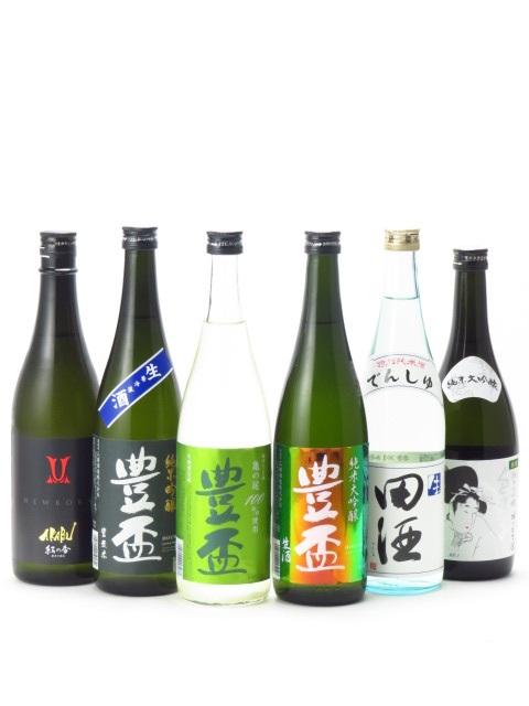 きき酒師 おすすめ 日本酒 生酒 飲み比べ 720ml 6本セット クール便限定 家飲み 人気 数量限定
