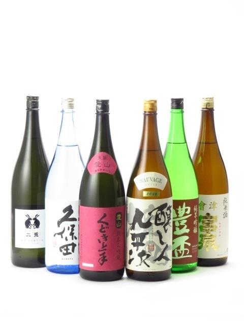 きき酒師 おすすめ 日本酒 飲み比べ 1800ml 6本セット 日本酒 家飲み 人気 おすすめ 数量限定