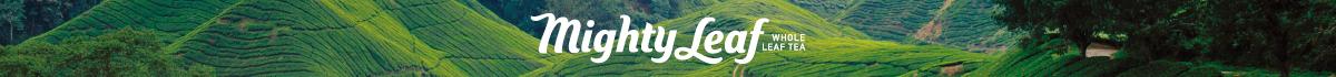 Mighty Leaf Tea:安全・高品質な紅茶を提供する、マイティーリーフ社公認ショップです