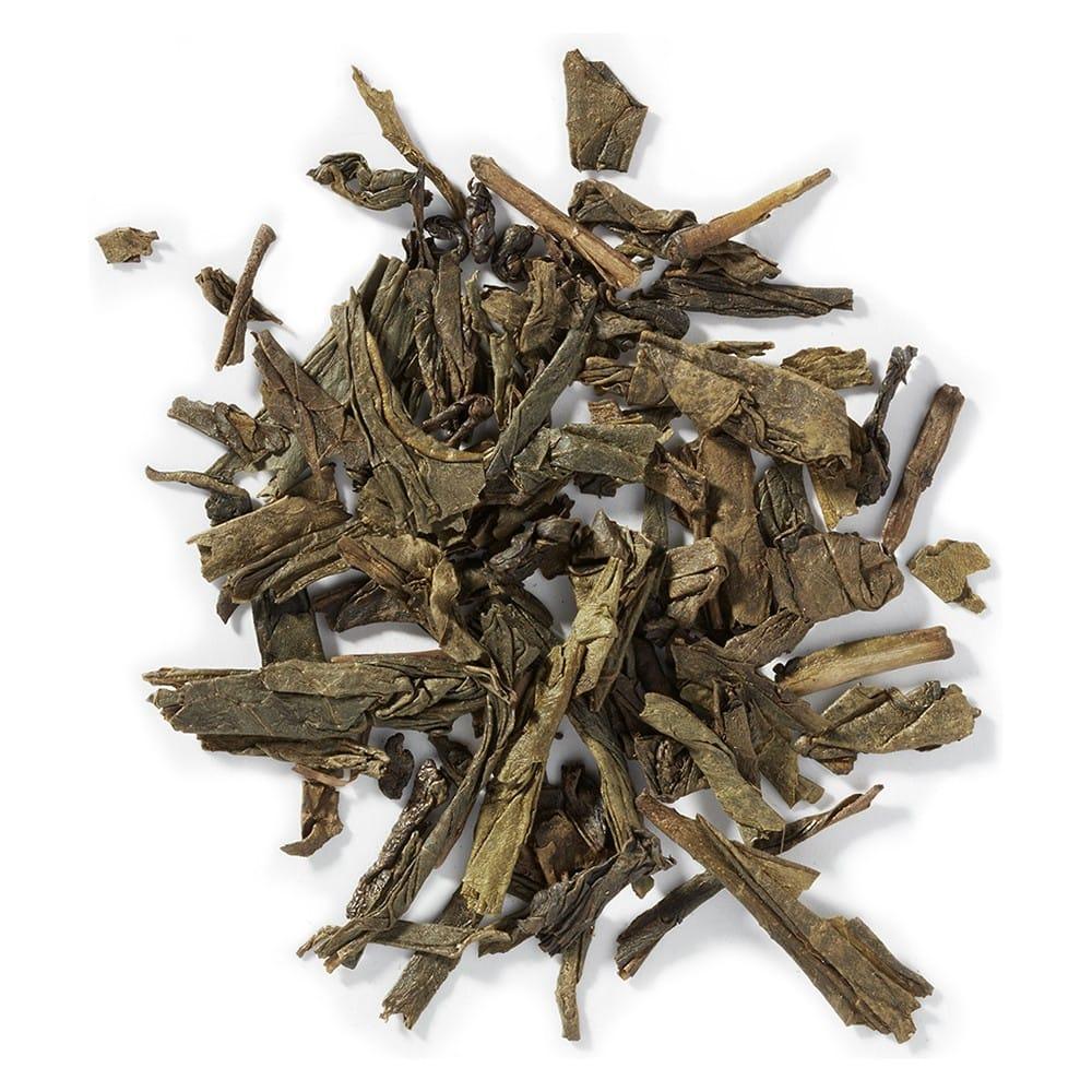 上質な香ばしさと清々しい余韻 オーガニックほうじ茶 ハイクオリティ 100g 賞味期限2022年5月22日 マイティーリーフ 海外限定 緑茶 リーフティー ギフト ミルクティー 茶葉 大容量 ほうじ茶