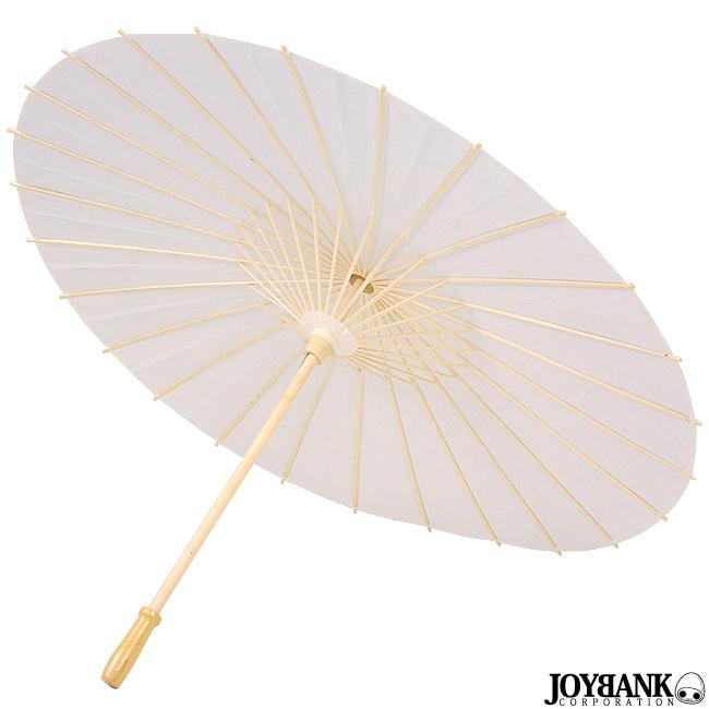 和傘 紙傘 コスプレ 安い 激安 プチプラ 高品質 白 舞踊傘 和風 ハロウィン 海外輸入 CA153 和装