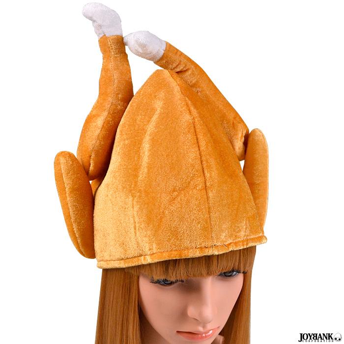 国際ブランド チキン 激安価格と即納で通信販売 ハット 帽子 七面鳥 パーティー クリスマス イベント CA366 余興 仮装 コスプレ フライドチキン かぶりもの