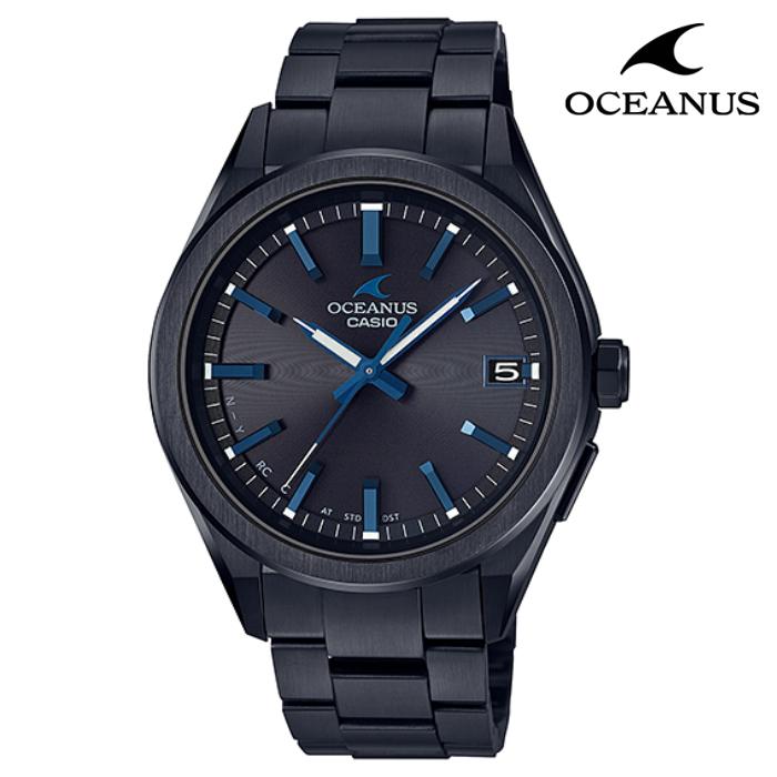 OCW T200SB 1AJF カシオ OCEANUS オシアナス 3針 電波 ソーラー 腕時計 メンズhrtQCsd