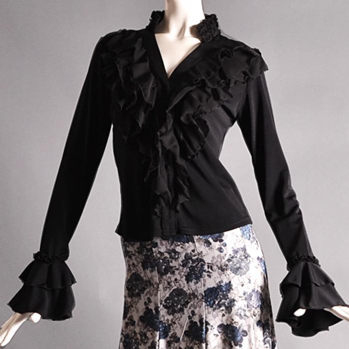 d1f94b7248e79 dance costume shop Mika Dress  Flamenco costume ballroom dance tops ...