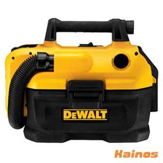 DeWALT 18V XR Li-Ion 乾/湿両用コードレス集じん機 セット品 (4.0Ah battery x 1) 【DCV580M1】 (dewalt デウォルト 送料無料 保証 DCV580M1-JP 工具)