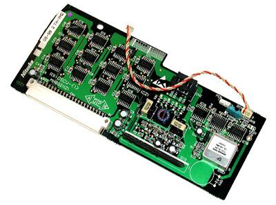 【中古】NTT αRX 同期信号ユニット ビジネスホン用、 RXの主装置にデジタルコードレスの無線区間の同期をとる信号を出力可能 RX-DSCU-(1)