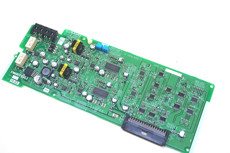 【中古】岩崎通信機 IWATSU REVANCIO ドアページングユニット ビジネスホン用、ドアホンや構内放送に使用 IX-DPH/EPA-S