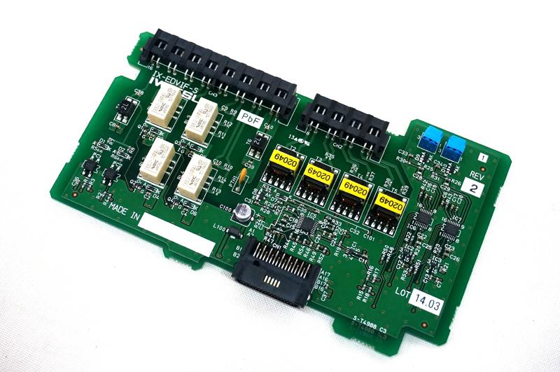 【中古】岩崎通信機 IWATSU REVANCIO 外部装置ユニット ビジネスホン、外部装置ユニット、パソコンケーブル要 IX-EDVIF-S