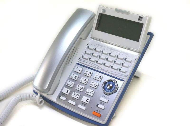 【中古】SAXA/サクサ PLATIA(PT1000) AGREA(HM700) Regalis(UT700) Actys(XT300) 18ボタン標準電話機 白 ビジネスホン、18ボタン、標準タイプ、人感センサ付き、緊急地震速報付き、いらっしゃいまセンサー付き TD710(W)