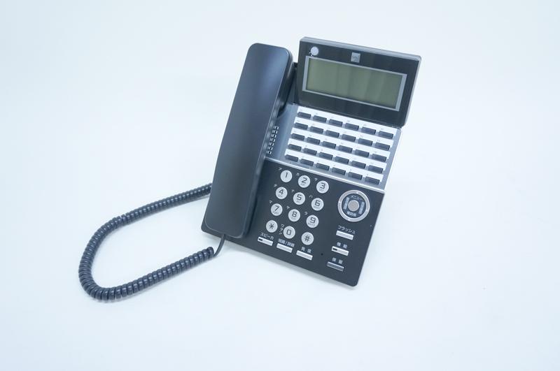 【新品】SAXA(サクサ)製 PLATIA2 TD820電話機(K) 30ボタン電話機(黒)発注商品の為ご注文後のキャンセル、返品、交換は出来ません。※ 代引き不可