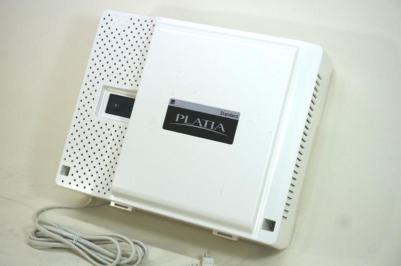 【中古】SAXA/サクサ PLATIA(PT1000) ME スタンダード主装置 ビジネスホン用主装置、最大収容外線数4回線・最大収容内線数16台 PT1000-std