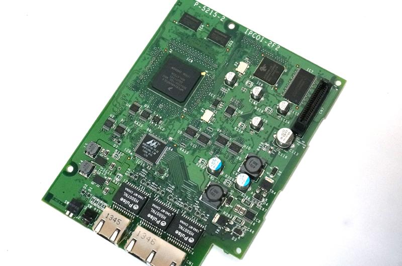 【中古】NAKAYO(ナカヨ) 2F2シリーズ(TOFINO) IP電話ユニット ビジネスホン用 光電話収容時に必要 IPCOI-2F2