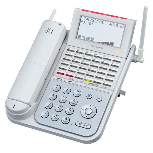 【新品】ナカヨ製ビジネスフォンNYC-iF 36ボタンIPデジタルハンドルコードレス 白NYC-36IF-IPDHCLW発注商品の為ご注文後のキャンセル、返品、交換は出来ません。※ 代引き不可
