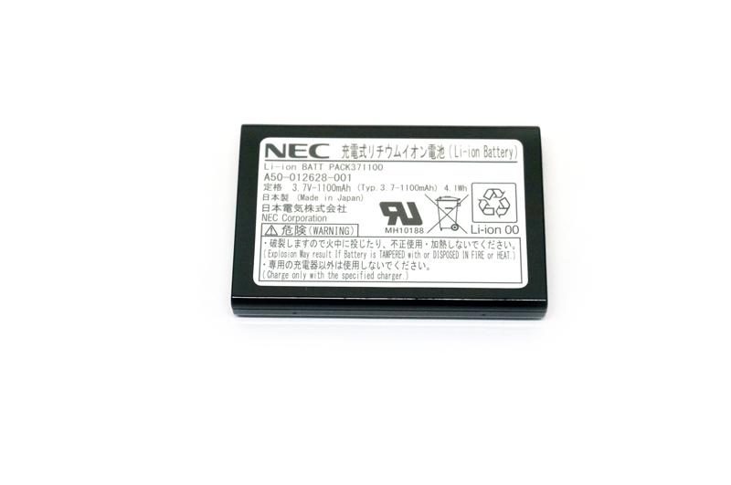 買物 激安挑戦中 発注品 NEC正規品 新品 純正品 NEC製 カールコードレス用デンチパック BATT PACK371100 充電式リチウムイオン電池 BCH Li-ion