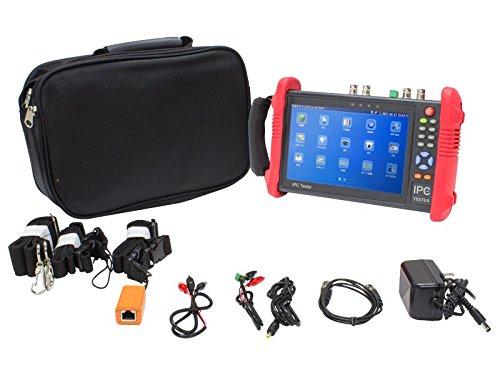 【新品・塚本無線】WTW-TM5HAPC(専用電源アダプター付) ・HD-SDI/AHD/IPC/CVBS様々な信号規格のカメラに対応 工事用テスター ご注文後のキャンセル、返品、交換(初期不良以外)は出来ません。
