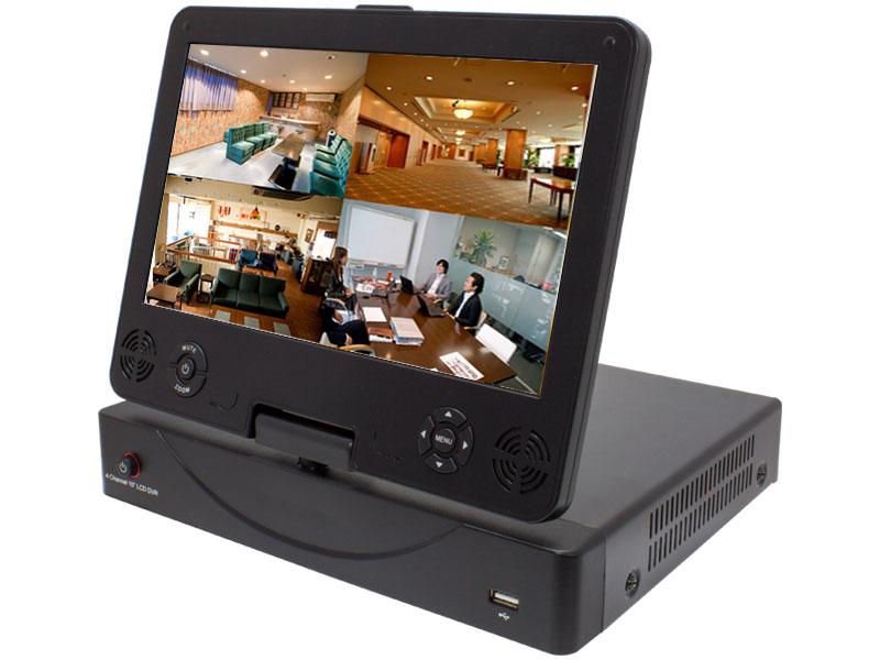 【新品・塚本無線】WTW-DA244LH-4TB ・220万画素AHDシリーズ モニター一体型 4chデジタルビデオレコーダー(DVR)(1TB搭載モデル) 発注商品の為ご注文後のキャンセル、返品、交換(初期不良以外)は出来ません。