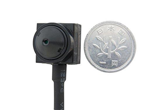 【新品・塚本無線】WTW-APIN55A(電源アダプター付) ・136萬画素 AHDシリーズ 屋内専用 ピンホールレンズ搭載 ミニチュアカメラ 発注商品の為ご注文後のキャンセル、返品、交換(初期不良以外)は出来ません。