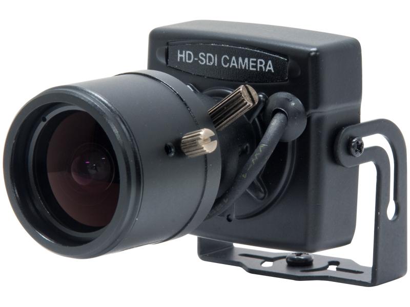 【新品・塚本無線】WTW-HM63A(電源アダプター付) 220万画素HD-SDIシリーズ 屋内仕様 超小型カメラ ご注文後のキャンセル、返品、交換は出来ません。