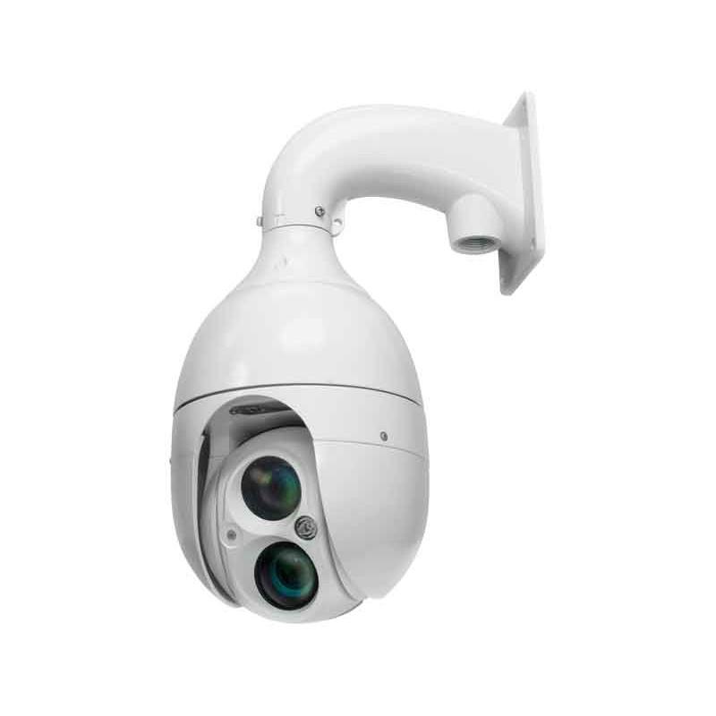 【新品・塚本無線】WTW-PDRY276(電源アダプター付)  ・IPネットワークシリーズ 屋外防滴仕様 PTZ(パン・チルト・ズーム機能)赤外線カメラ ご注文後のキャンセル、返品、交換は出来ません。