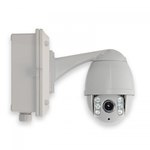 【ノーブランド】【高性能】【街頭防犯カメラ】GPS 自動時刻補正搭載 街頭防犯カメラ・ACアダプター付き 望遠レンズとスーパーLEDを搭載した1台型ご注文後のキャンセル、返品、交換は出来ません。