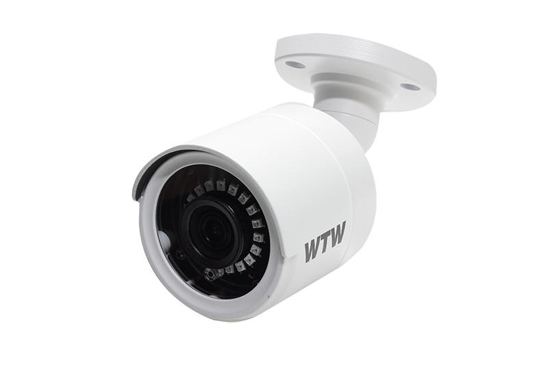 【新品・塚本無線】正規品 防犯カメラ 監視カメラ 100万画素AHDシリーズ 屋外防滴仕様 赤外線カメラ WTW-AR199NEU(取付金具、電源アダプター付)発注商品の為ご注文後のキャンセル、返品、交換(初期不良以外)は出来ません。