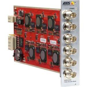 【新品・AXIS】Q7436 ・ビデオエンコーダブレードバルク10個パック発注商品の為ご注文後のキャンセル、返品(初期不良以外)は出来ません。