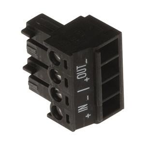 【新品・AXIS】コネクター A4-ピン 3.81ストレート IN/OUT、10個 発注商品の為ご注文後のキャンセル、返品(初期不良以外)は出来ません。