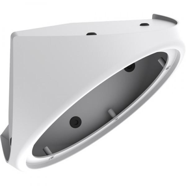 【新品・AXIS】 Q8414-LVS バックシャーシ ホワイト 発注商品の為ご注文後のキャンセル、返品(初期不良以外)は出来ません。