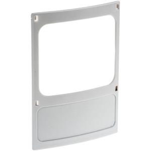 【新品・AXIS】 ホワイト 発散レンズ B 120°  発注商品の為ご注文後のキャンセル、返品(初期不良以外)は出来ません。
