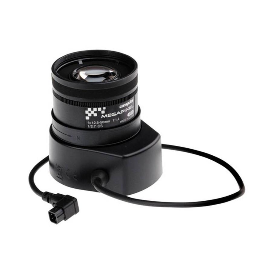【新品・AXIS】 コンピュータ 12.5~50mm 望遠レンズ DCアイリス 発注商品の為ご注文後のキャンセル、返品(初期不良以外)は出来ません。