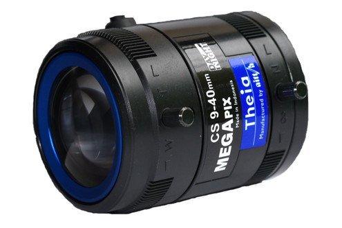 【新品・AXIS】 Theiaバリフォーカル望遠レンズ 9~40mm 発注商品の為ご注文後のキャンセル、返品(初期不良以外)は出来ません。