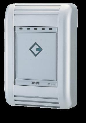 【新品・アツミ電氣製】出入管理機器 非接触リモコン 通信型CS105A発注商品の為ご注文後のキャンセル、返品、交換(初期不良以外)は出来ません。