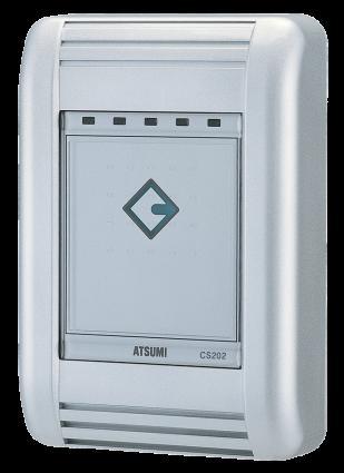 【新品・アツミ電氣製】出入管理機器 非接触リモコン CS202A発注商品の為ご注文後のキャンセル、返品、交換(初期不良以外)は出来ません。