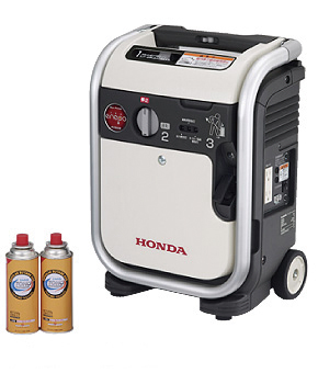 【新品・HONDA製】警備用電源装置 インバーター式発電機 EU9iGB発注商品の為ご注文後のキャンセル、返品、交換(初期不良以外)は出来ません。