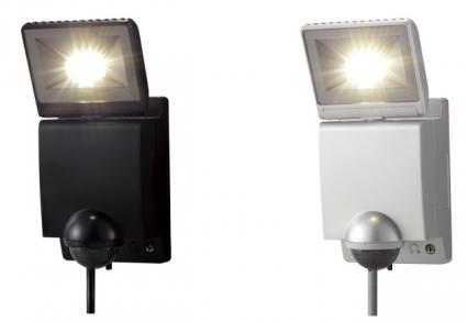【新品・オプテックス製】ライト/センサライト LEDセンサライト1灯型 LA-11LED発注商品の為ご注文後のキャンセル、返品、交換(初期不良以外)は出来ません。