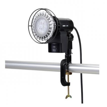 【新品・アツミ電氣(オプテックス)製】LEDセンサーライト ポール取付型発注商品の為ご注文後のキャンセル、返品、交換(初期不良以外)は出来ません。
